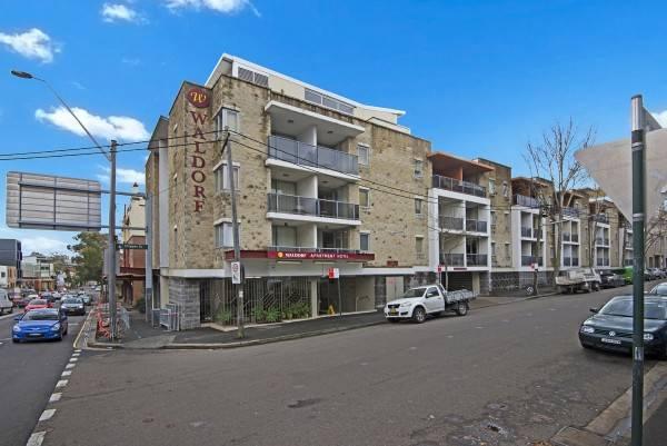Nesuto Chippendale Sydney Apartment Hotel