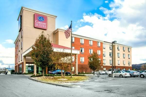 Hotel Comfort Suites Pelham Hoover I-65