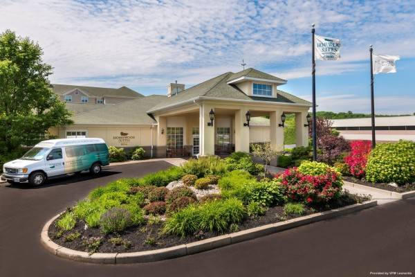 Hotel Homewood Suites by Hilton Holyoke-Springfield-North