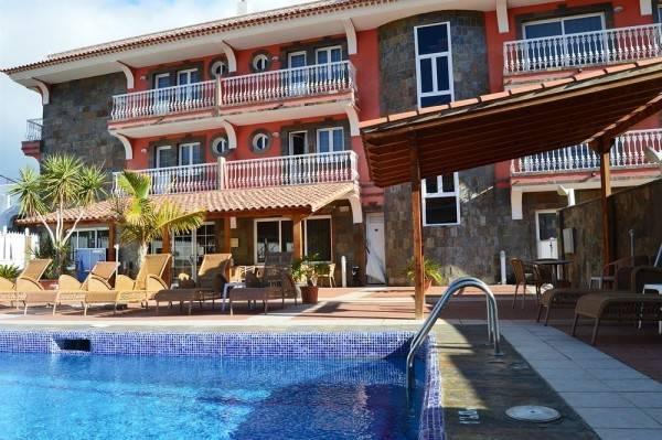 Hotel La Aldea Suites