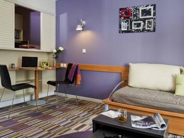 Aparthotel Adagio Paris Buttes-Chaumont