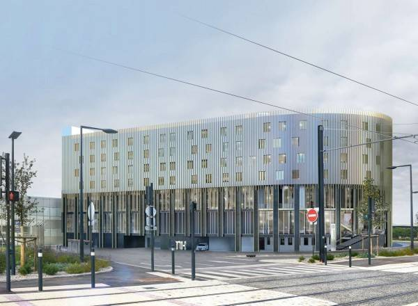 Hotel NH Toulouse Airport
