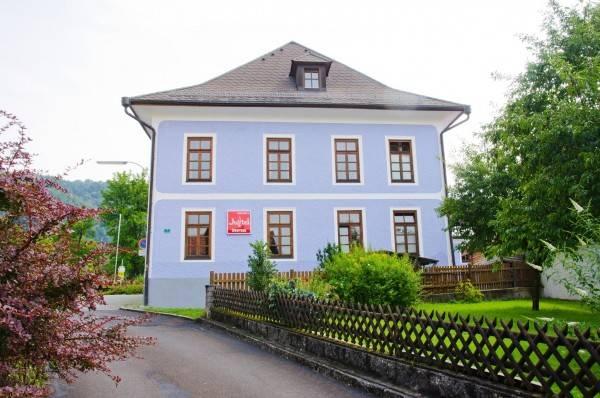Hotel Jutel Weyregg am Attersee Hütte