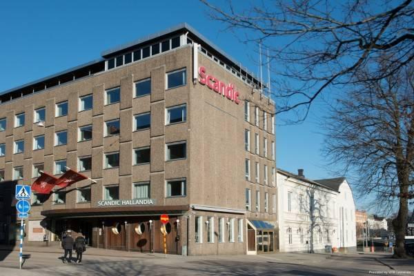 Hotel Scandic Hallandia