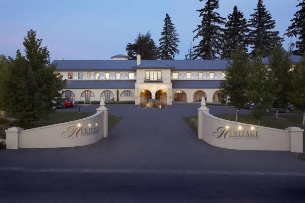 Hotel Heritage Hanmer Springs