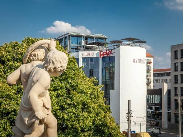 Hotel FELIX Suiten im lebendigen Haus am Zwinger