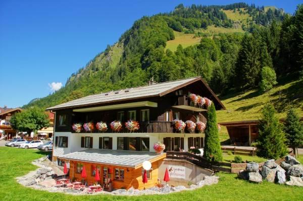 Hotel Spielmannsau Landhaus