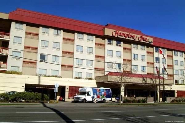 Hampton Inn by Hilton Vancouver-Airport-Richmond
