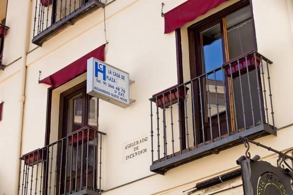 Hotel Hostal La Casa de la Plaza