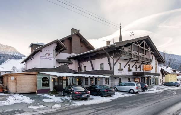 Der Tröpolacherhof Hotel und Restaurant