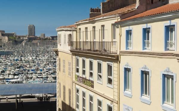 Hotel Carré Vieux Port