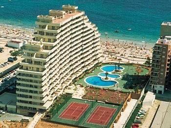 Hotel Apartamentos Turmalina