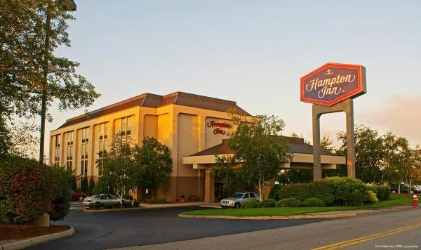 Hampton Inn Fall River-Westport