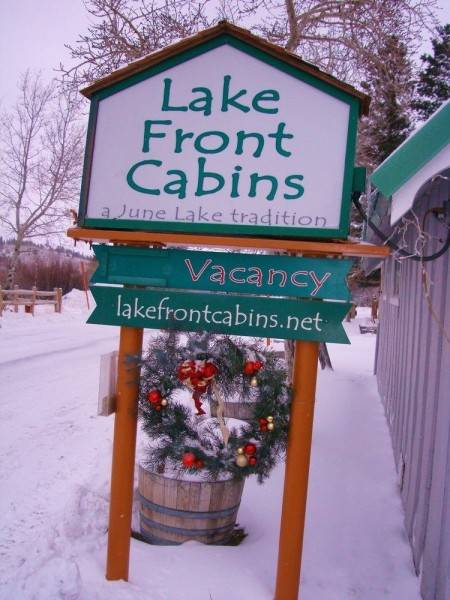 Hotel Lake Front Cabins