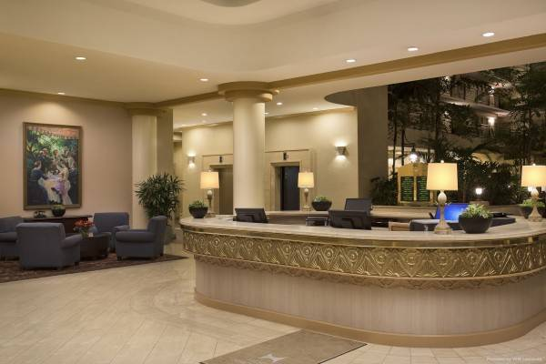 Hotel Embassy Suites by Hilton San Francisco Airport