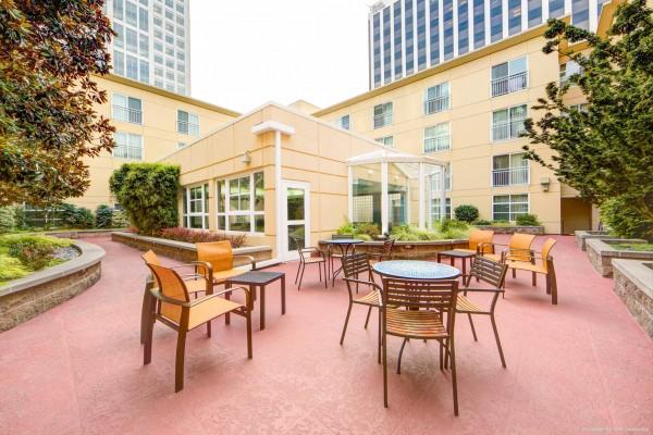 Hotel Courtyard Seattle Bellevue/Downtown