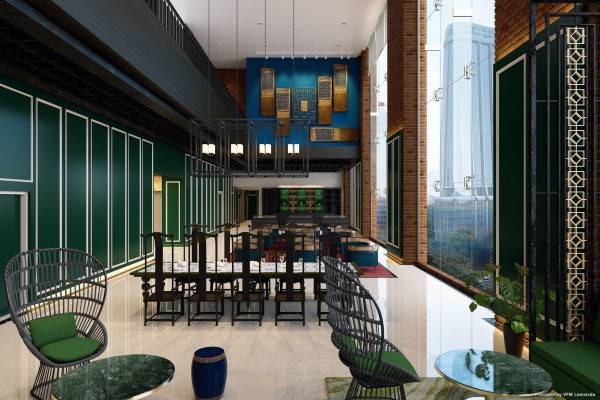 Hotel Four Points by Sheraton Kuala Lumpur Chinatown