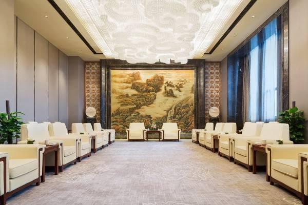 Hotel Wanda Realm Nanjing