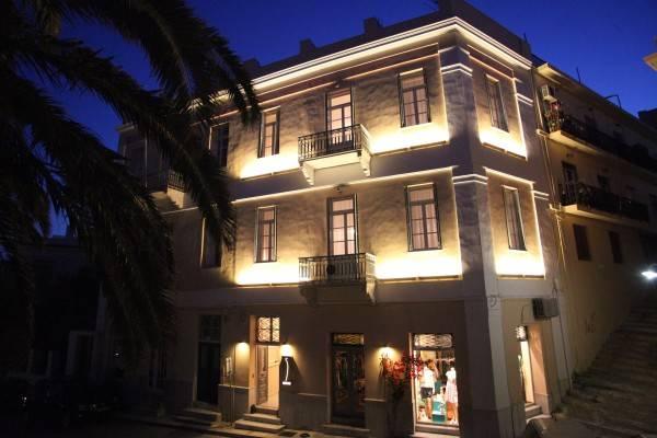 Hotel 5 Hermoupolis Concept Sites