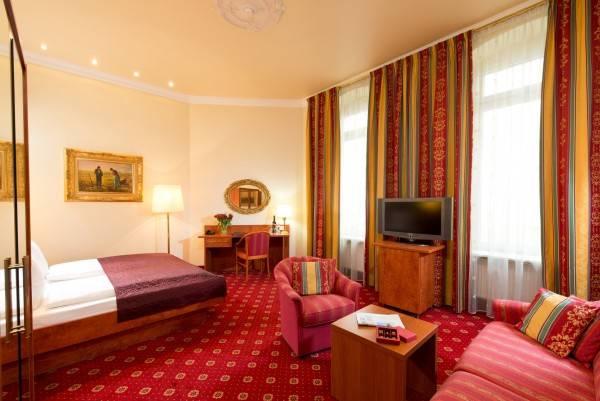 Hotel Zarenhof Mitte