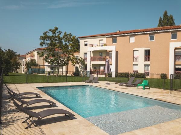Hotel Garden & City Aix-En-Provence Puyricard Residence de Tourisme