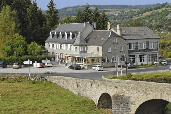 Hotel Le Relais de l'Aubrac Logis