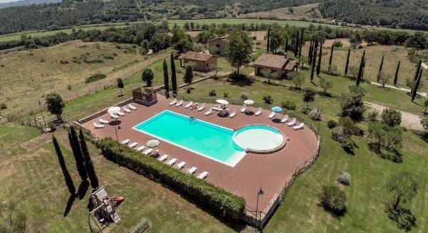 Hotel Poggiovalle Country House