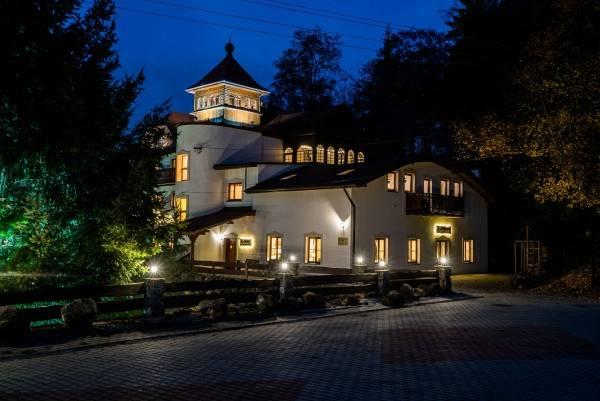 Hotel Dworek Szwajcaria