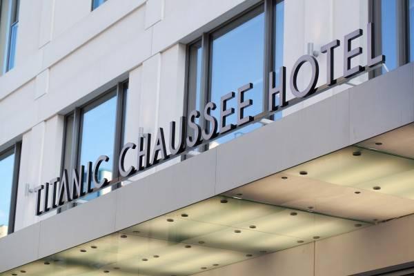 Hotel Titanic Chaussee Berlin