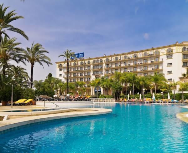 H10 Andalucía Plaza hotel