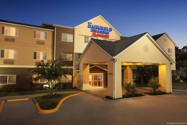 Fairfield Inn & Suites Houston Humble