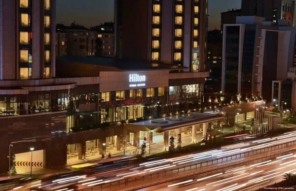 Hotel Hilton Istanbul Kozyatagi