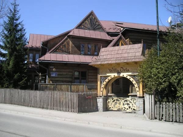 Hotel Orla Willa