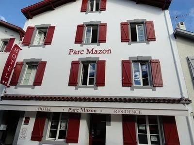 Hotel Parc Mazon Biarritz