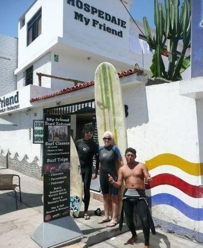Hotel My Friend Surf Hostal