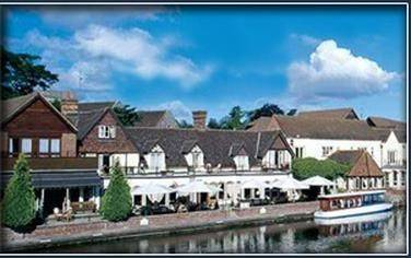 Hotel The Swan at Streatley