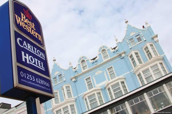 Hotel BEST WESTERN CARLTON HOUSE HTL