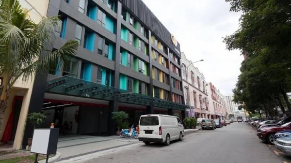 ZEN Rooms Medan Makmur @Worldview Grand Hotel