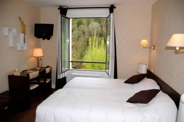 Hotel Belle Rive Logis