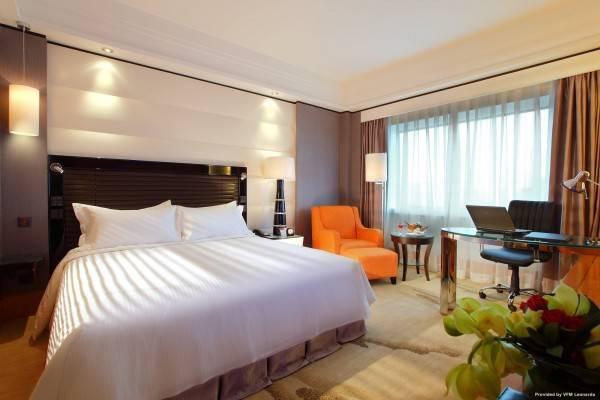 Hotel Crowne Plaza CHENGDU CITY CENTRE