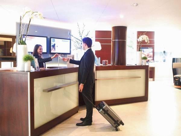 Hotel Novotel Spa Rennes Centre Gare