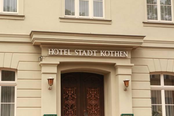 Hotel Stadt Köthen