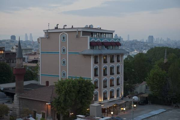 The And Hotel Sultanahmet Special Category