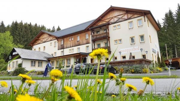 Hotel Roseggerhof Gasthof