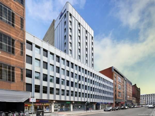 Hotel TRAVELODGE GLASGOW QUEEN STREET