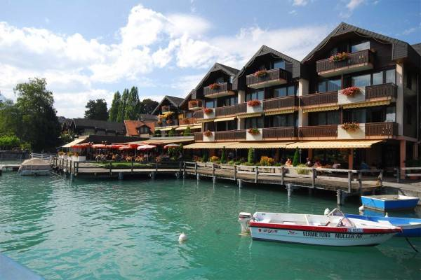 Hotel Seegarten Marina
