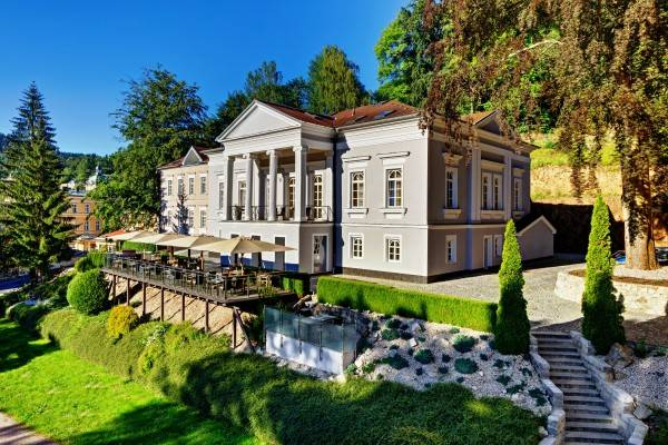 Hotel Villa Patriot Gourmet Superior