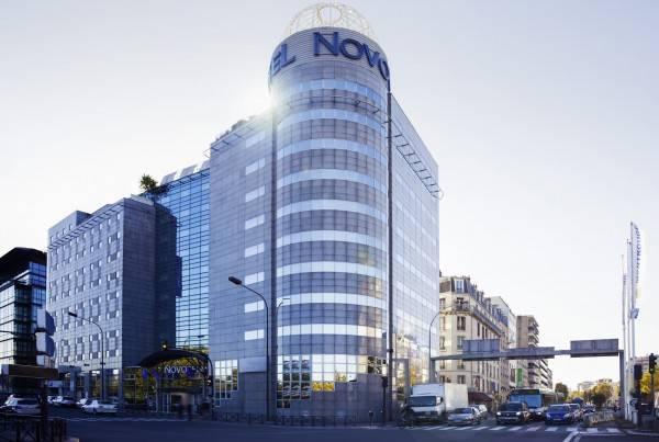 Hotel Novotel Paris 14 Porte d'Orléans