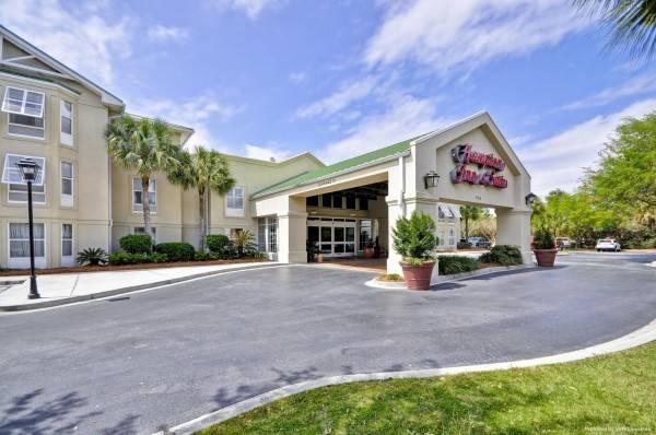 Hampton Inn - Suites Charleston-MtPleasant-Isle Of Palms