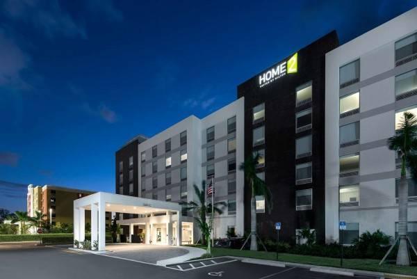 Hotel Home2 Suites by Hilton Ft. Lauderdale A